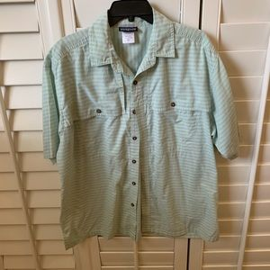 Button down Patagonia short sleeve
